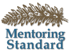 Mentoring Standard | We Make Mentors Shine Logo
