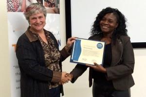 Mercy Sosanya, Certified Mentor