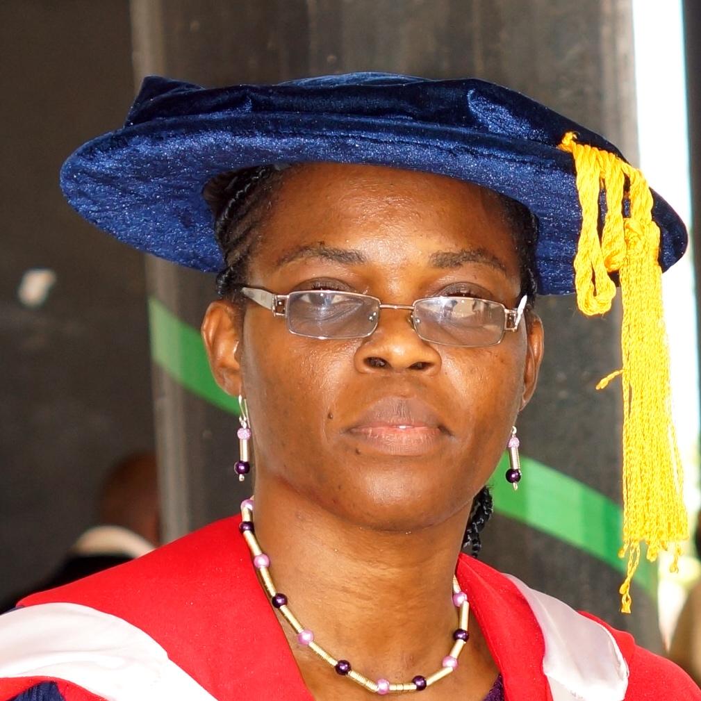Dr. Aladesanmi Omolara Titilayo
